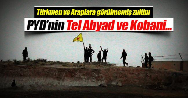 'PYD, Türkmen ve Araplara insani yardıma izin vermiyor'
