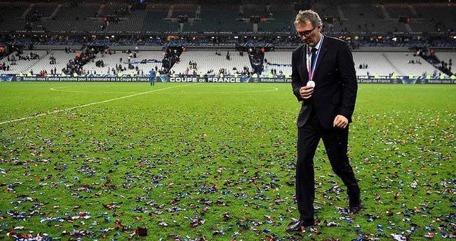 PSG, Blanc ile yollarını ayırdı