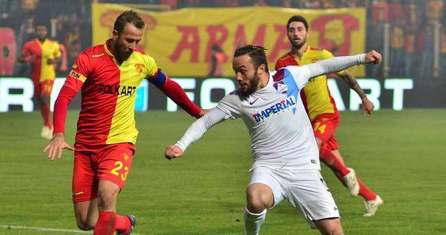Giray, Göztepe'den ayrıldı