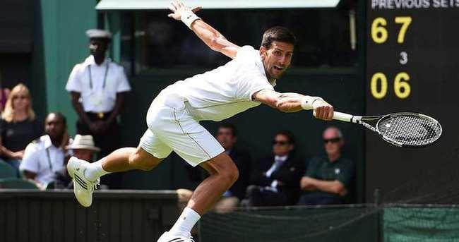Djokovic, Wimbledon'a iyi başladı