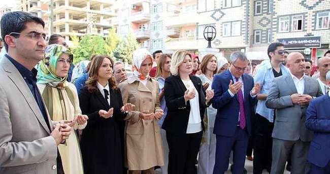 KADEM Başkan Yardımcısı Sümeyye Erdoğan Bayraktar, Batman'da