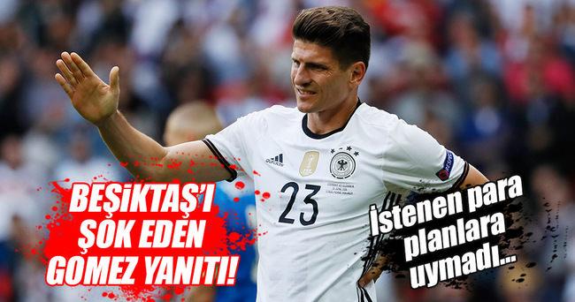 Beşiktaş'ta Gomez için görüşmeler başladı