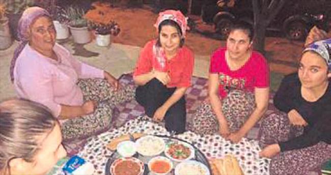 Kiraz'da Başkandan çat kapı ziyaretler