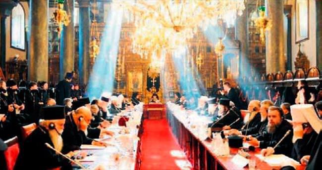 Ortodoks kiliseleri Girit'te birleşti