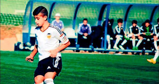 14 yaşındaki Ferhat'a Man. United talip oldu