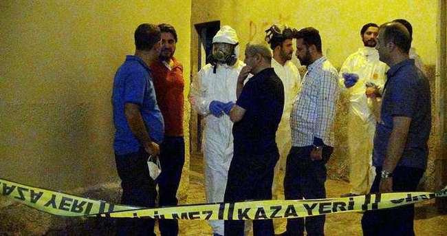 Şanlıurfa'da Suriyeli kadının çürümüş cesedi bulundu