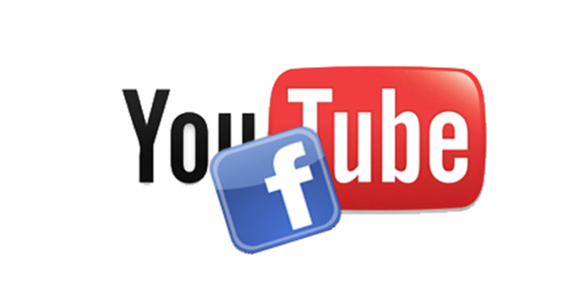 YouTube ve Facebook'tan yeni yöntem