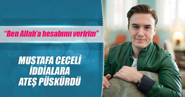 Mustafa Ceceli'den iddialara sert yanıt