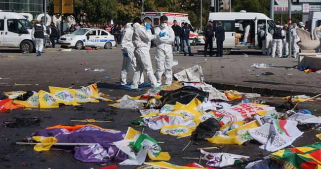 Ankara Gar saldırısında istenen cezalar belli oldu