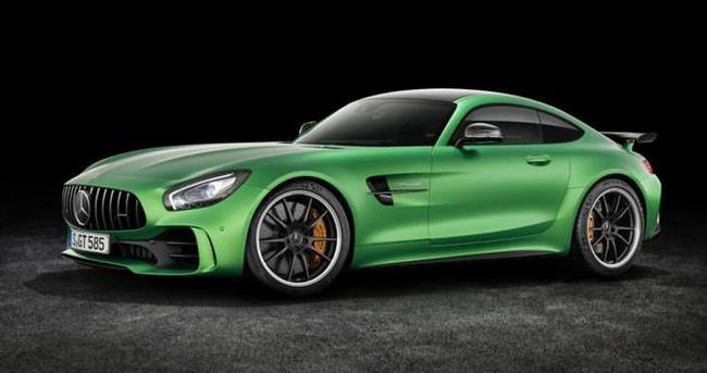 Mercedes-AMG GT R ortaya çıktı