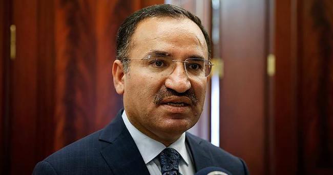 Adalet Bakanı Bozdağ: Türkiye haklı taleplerine olumlu cevaplar aldı