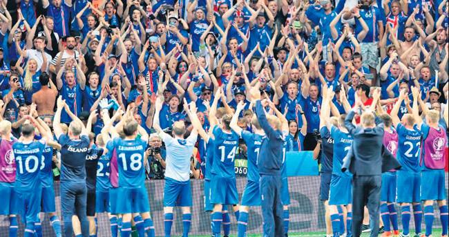 Dersimiz İzlanda