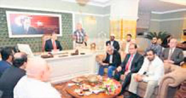 Kazan Belediyesi Suudi basınında