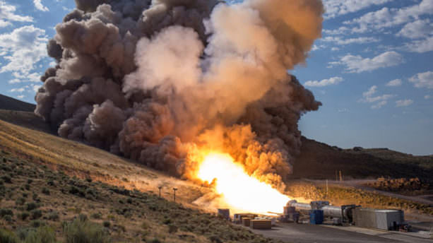 Mars'a gidecek roket için son deneme