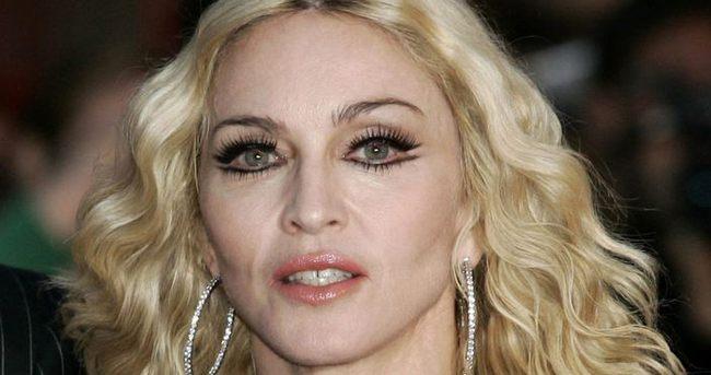 Madonna'dan İstanbul mesajı