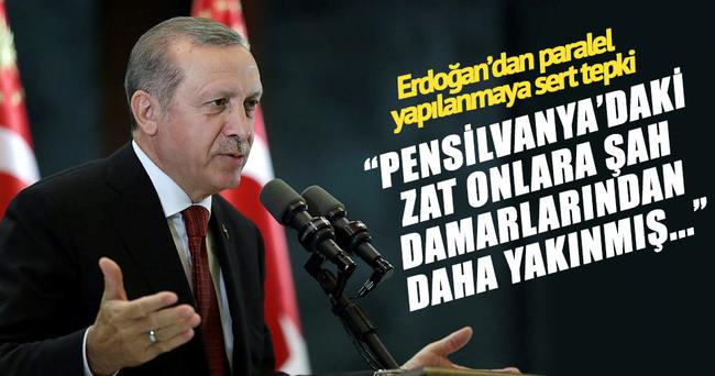 Erdoğan: 'İnlerine gireceğiz' demiştim, girdik