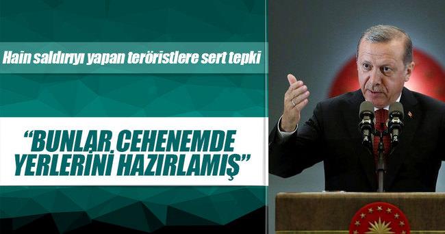 Cumhurbaşkanı Erdoğan: Bu sivil insanların ne günahı vardı?