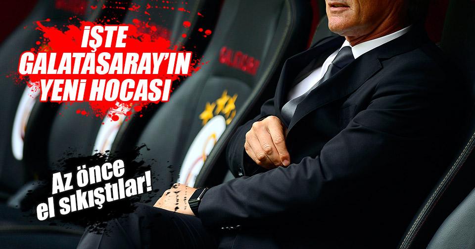 Galatasaray Riekerink ile yeniden anlaştı!