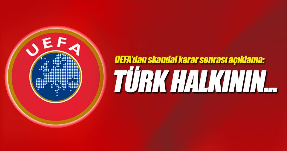 UEFA'dan Atatürk Havalimanı mesajı