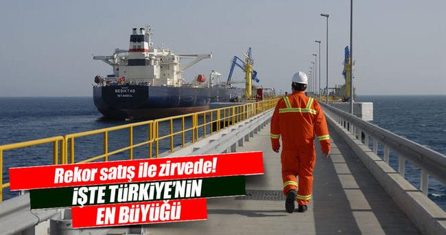 İşte Türkiye'nin en büyüğü