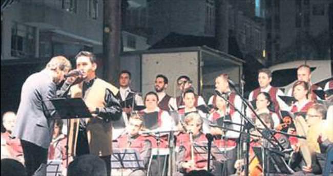Kumlucalıların Ramazan keyfi