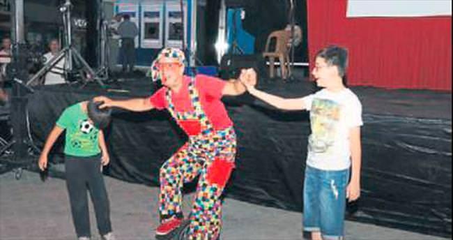 Bucaklılar Ramazan eğlencesinde