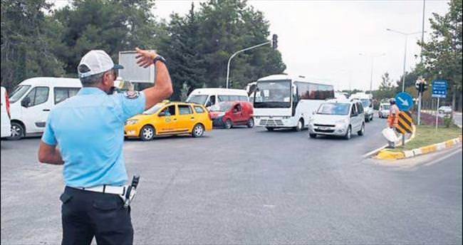 Antalya Havalimanı'nda güvenlik önlemleri arttı