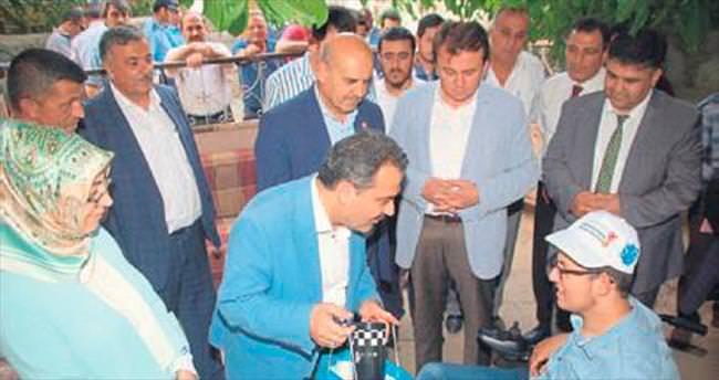Başkan Fatih Mehmet Erkoç yerinde inceledi
