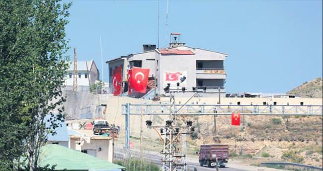 PKK, araç yok diye kurşunladı