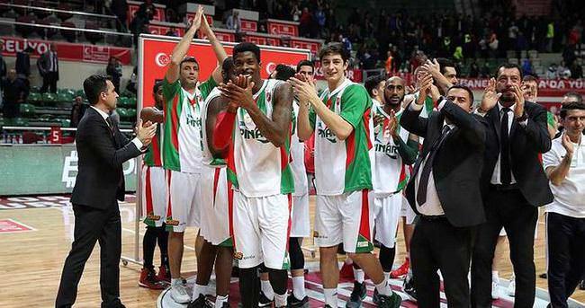 Karşıyaka'da Şampiyonlar Ligi heyecanı