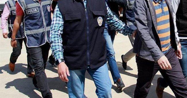 İzmir'de DAEŞ operasyonu: 9 gözaltı