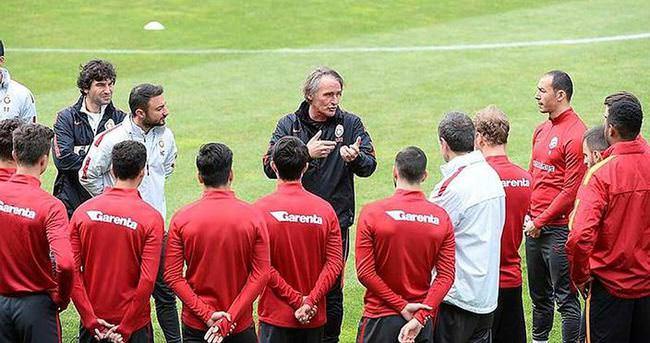İşte Galatasaray'ın hazırlık maçları