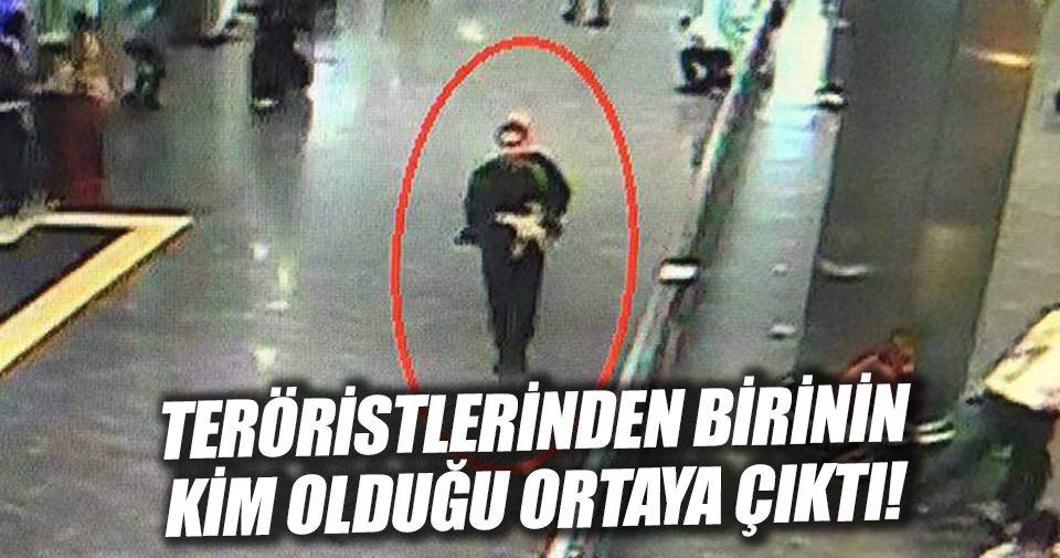 Teröristlerden birinin kimin olduğu ortaya çıktı