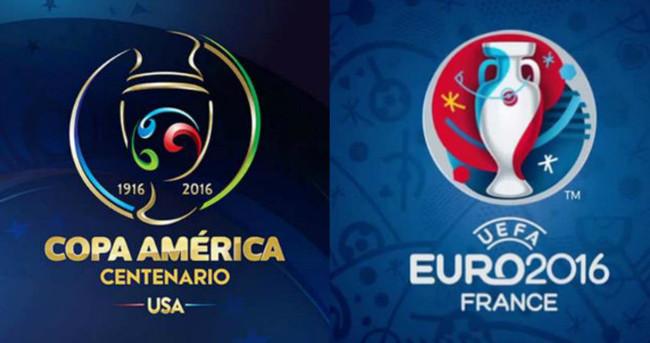 Copa America ve EURO 2016 şampiyonları kapışacak!