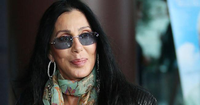 Cher'den skandal 'İstanbul' paylaşımı