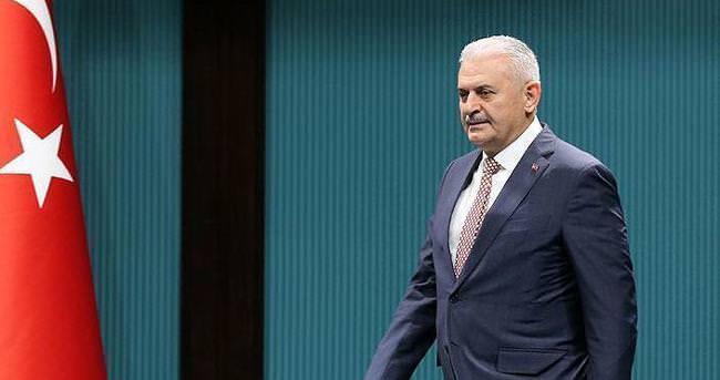 Başbakan Yıldırım'dan Osman Gazi Köprüsü mesajı