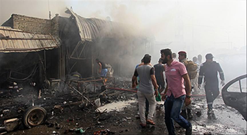Bağdat'ta intihar saldırısı: 6 ölü