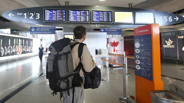 O ülke havalimanlarında güvenlik önlemlerini artırdı!
