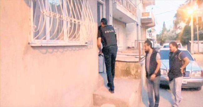 İzmir'de de DAEŞ operasyonu...
