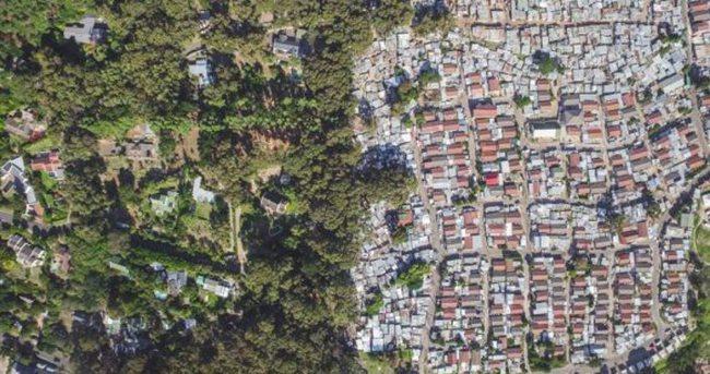 Drone zengin ile fakir ayrımını belirleyecek