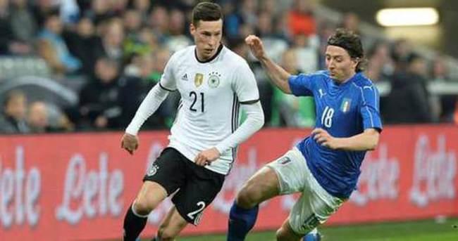 İtalya-Almanya maçı öncesi muhtemel 11'ler...