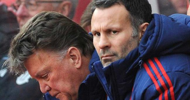Giggs, Manchester United'a veda ediyor