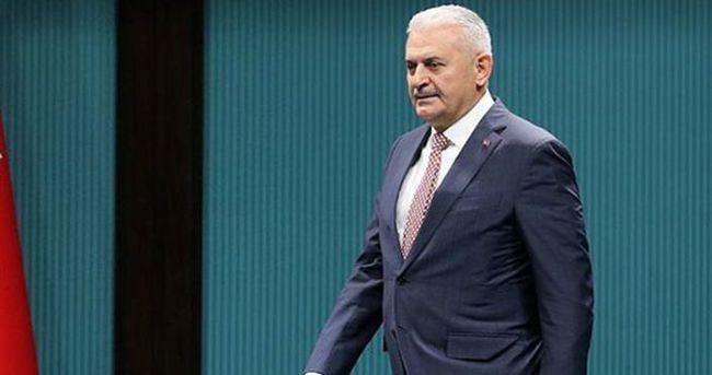 Başbakan Yıldırım, Kadir Gecesi'ni kutladı