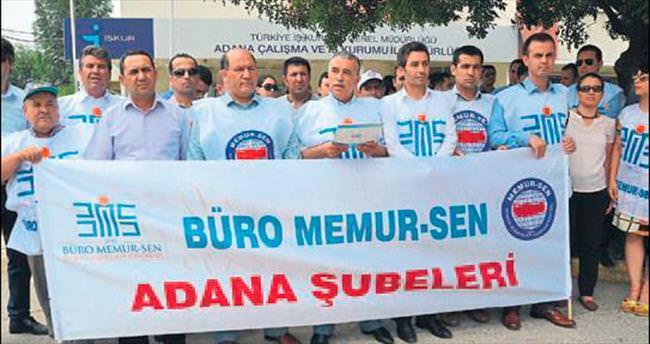 Başkan Ahmet Curabaz: Baskıya son verilmelidir