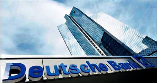 En riskli banka Deutsche