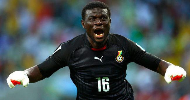 Gana'nın kalecisi Süper Lig'e transfer oluyor