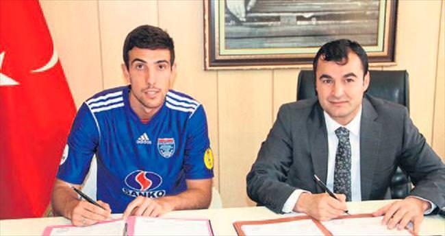 Gaziantep Büyükşehir Zlomislic ile anlaştı