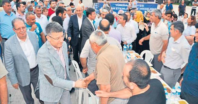 TOKİ'den Ceyhan'a 499 konut müjdesi