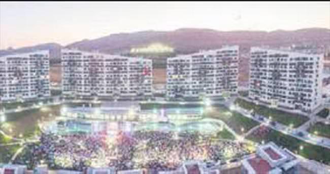 Dağ Mühendislik'ten 7 bin kişilik iftar