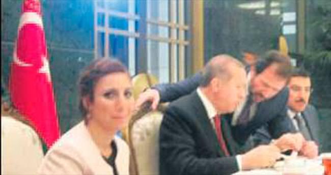 Sütanne Filiz doktor Erdoğan'la iftar yaptı